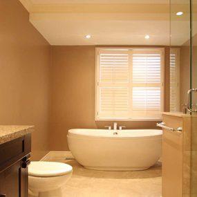 bathroom reno tips